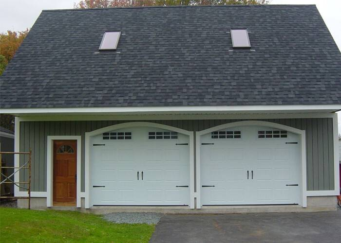 North Hatley SP, 9'x7', Ice White, 8 lite Orion windows